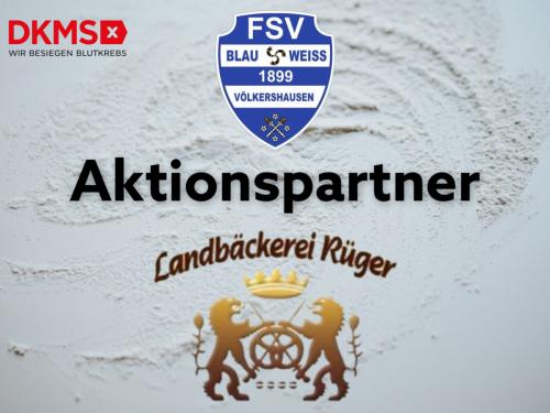 Landbäckerei Rüger unterstützt DKMS-Aktion