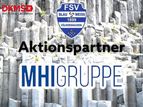 MHI supportet DKMS-Aktion